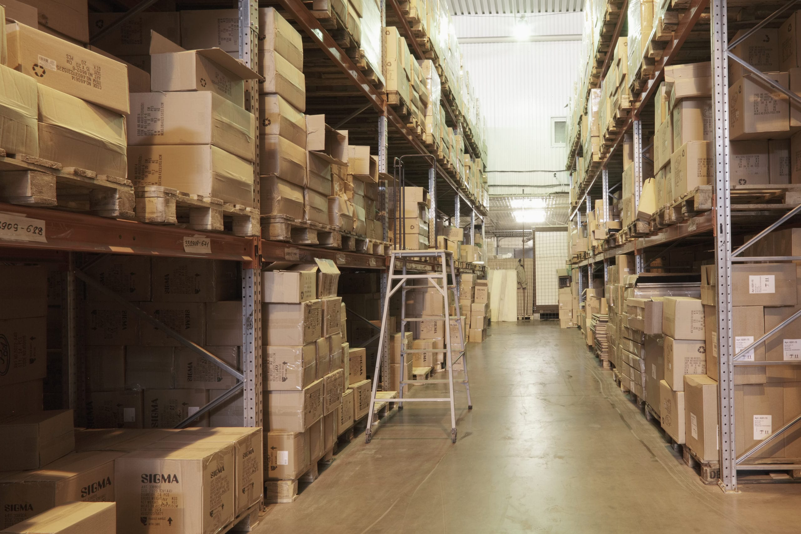 Warehouse Cleaning Service Jersey City New Jersey