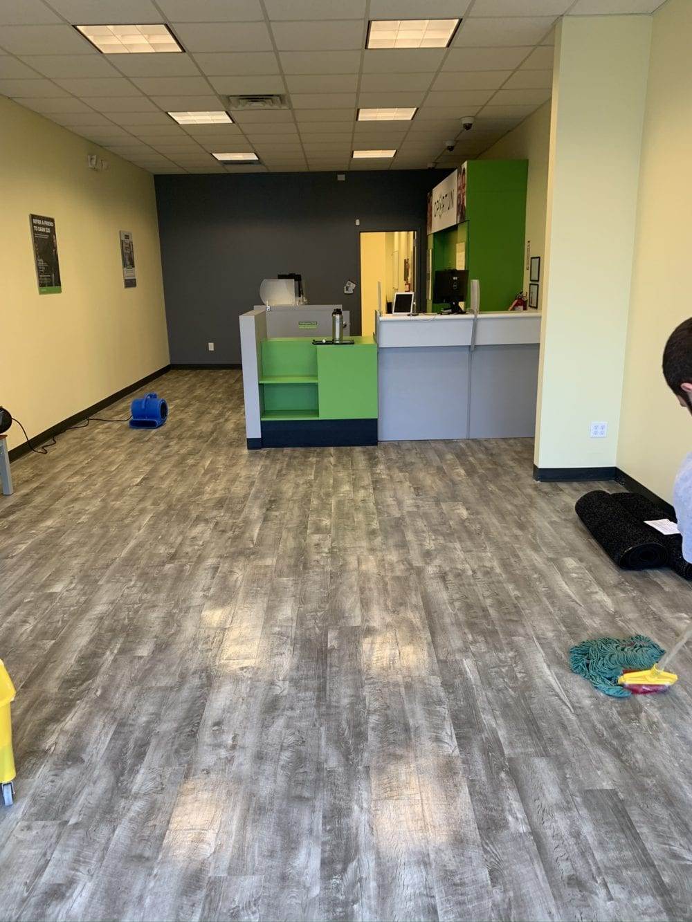 Retail Store Cleaning Jersey City New Jersey