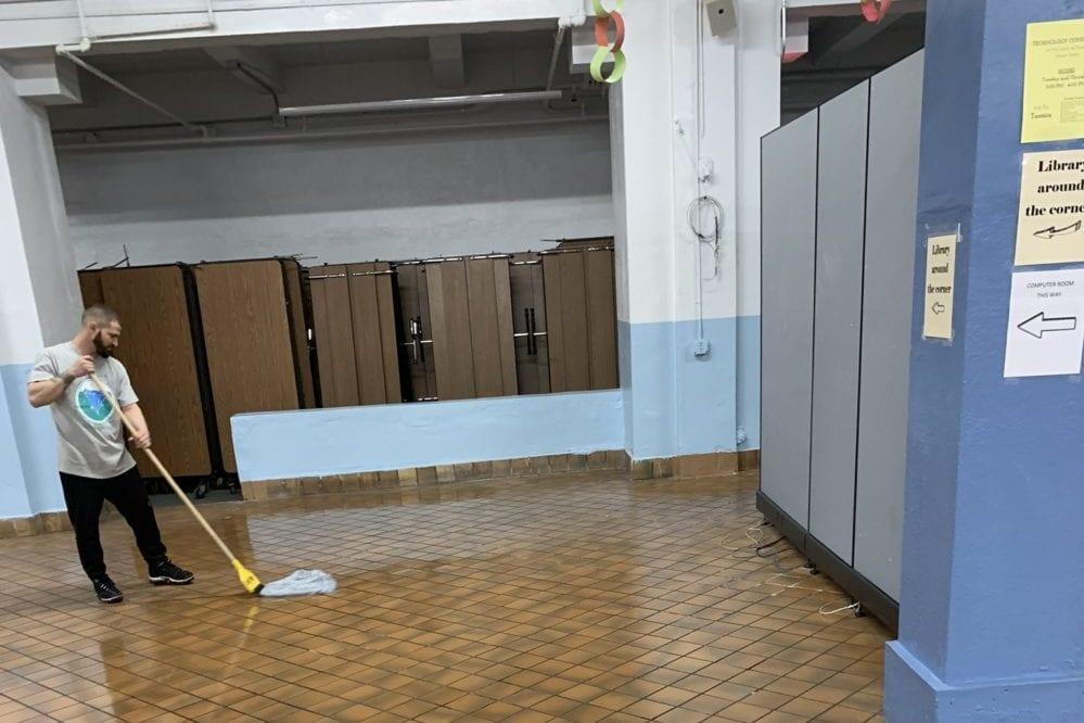 School Cleaning Elizabeth New Jersey