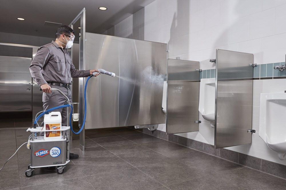 Electrostatic Disinfection Service Hoboken New Jersey